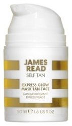 James Read Экспресс-Маска для Лица Автозагар Express Glow Mask Tan Face, 50 мл