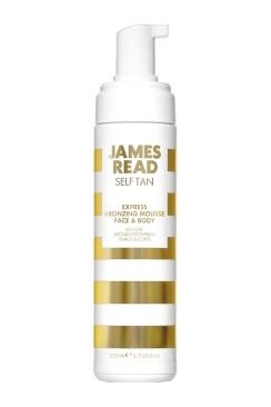 James Read Экспресс-Мусс Автозагар Express Bronzing Mousse Face and Body, 200 мл цена 2017