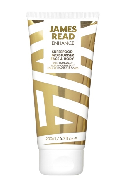 James Read Увлажняющий Лосьон для Лица и Тела Superfood Moisturiser Face & Body, 200 мл james read крем скраб для лица и тела superfood exfoliator 200 мл
