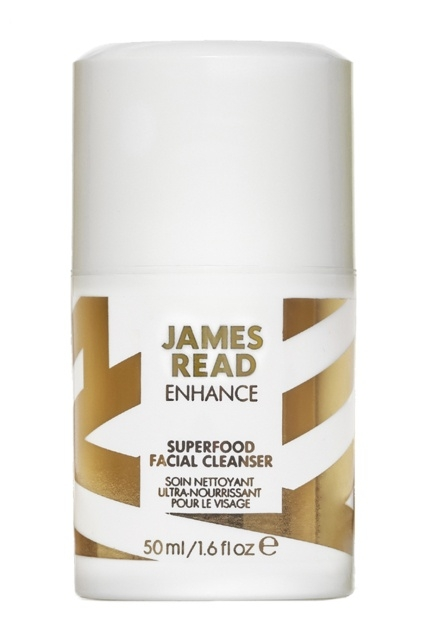 James Read Гель для Лица Очищающий Superfood Facial Cleanser, 50 мл james read крем скраб для лица и тела superfood exfoliator 200 мл