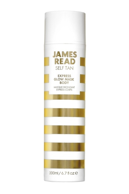 James Read Экспресс-Маска для Тела Автозагар Express Glow Mask Body, 200 мл james read крем скраб для лица и тела superfood exfoliator 200 мл