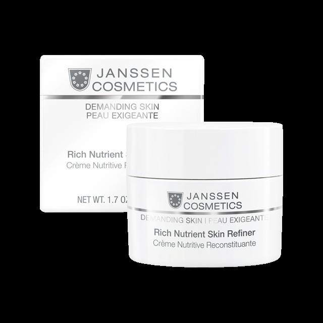 цена на Janssen Rich Nutrient Skin Refiner - Обогащенный Дневной Питательный Крем (Spf 4) 50 мл