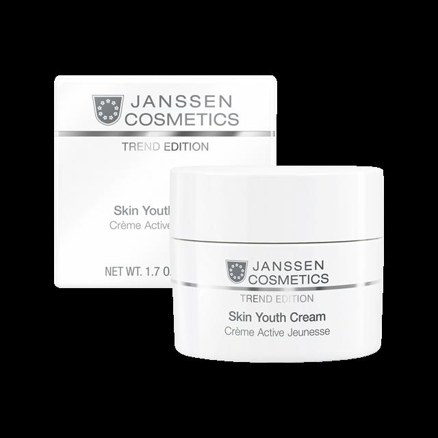 Janssen Skin Youth Cream Ревитализирующий Крем, 50 мл