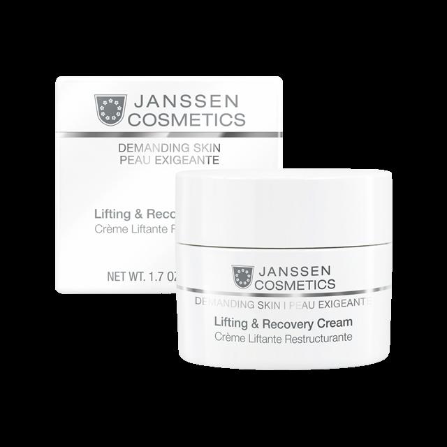 Janssen Lifting & Recovery Cream - Восстанавливающий Крем с Лифтинг-Эффектом 50 мл janssen lifting