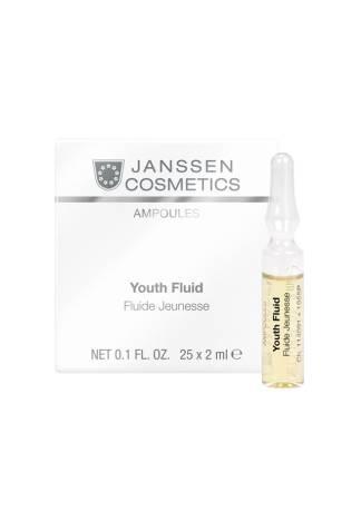 Фото - Janssen Ампула Ревитализирующая Сыворотка, 1*2 мл janssen bi phase ampoules neurogenetics двухфазная сыворотка для экспресс восстановления кожи 2 мл