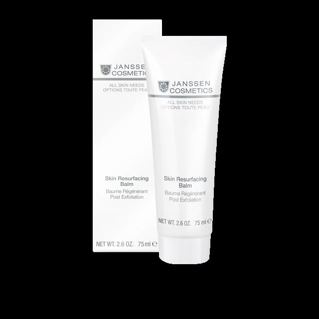 Janssen Skin Resurfacing Balm - Регенерирующий Бальзам, 75 мл