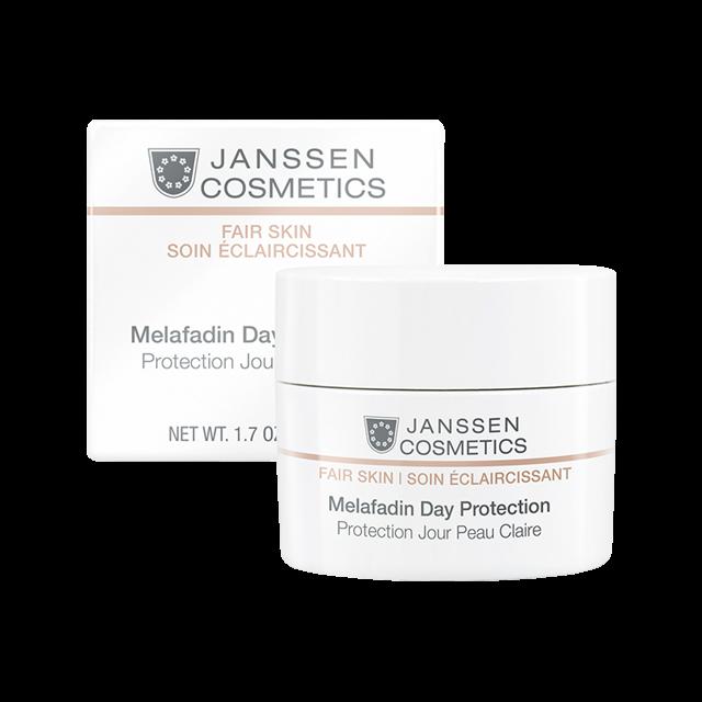 Janssen Крем Осветляющий Дневной  SPF 20, 50 мл осветляющий дневной крем spf 20 50 мл janssen fair skin
