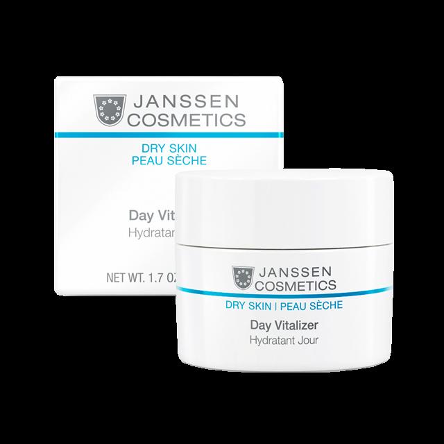 Janssen Крем Day Vitalizer Spf-6 Увлажняющий Дневной, 50 мл недорого