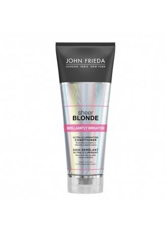 John Frieda Кондиционер для Придания Блеска Светлым Волосам Sheer Blonde Brilliantly Brighter, 250 мл недорого