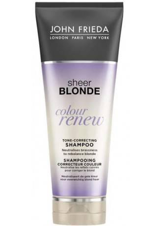 John Frieda Шампунь для Восстановления Осветленных Волос Sheer Blonde Сolour Renew, 250 мл недорого
