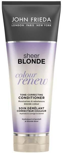 John Frieda Кондиционер для Восстановления Осветленных Волос Sheer Blonde Сolour Renew, 250 мл недорого