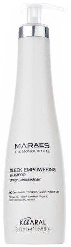 Kaaral Шампунь для Прямых Поврежденных Волос Sleek Empowering Shampoo, 300 мл