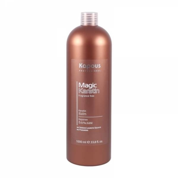 Kapous Magic Keratin Кератин Бальзам, 1000 мл
