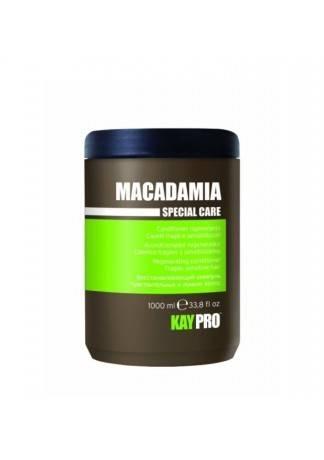 KAYPRO Увлажняющий Кондиционер с Маслом Макадамии, 1000 мл hask macadamia oil увлажняющий кондиционер с маслом макадамии macadamia oil увлажняющий кондиционер с маслом макадамии
