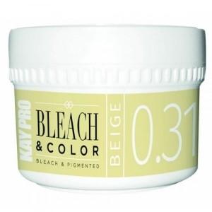 KAYPRO Паста Bleach Color Обесцвечивающая Пигментированная 0.31 Беж, 70 мл недорого