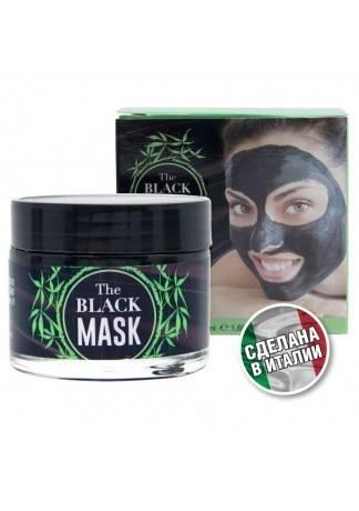 KAYPRO Маска Black Mask Черная для Лица, 50 мл черная маска пленка black mask