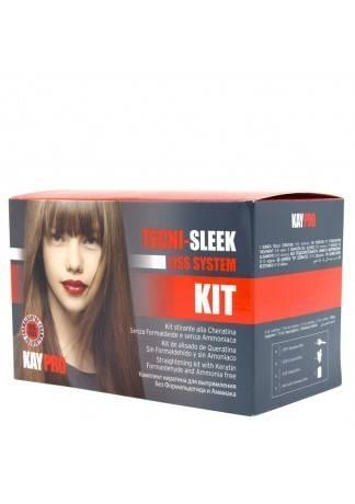 KAYPRO Набор для Кератинового Выпрямления blindagem средство для кератинового выпрямления волос шаг 3