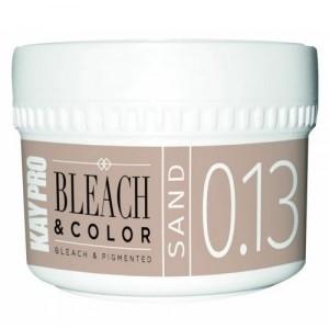 KAYPRO Паста Bleach Color Обесцвечивающая Пигментированная 0.13 Песок, 70 мл недорого