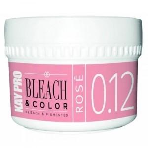KAYPRO Паста Bleach Color Обесцвечивающая Пигментированная 0.12 Роза, 70 мл недорого