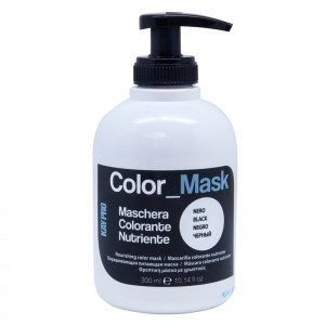 KAYPRO Маска Color Mask Питающая Оживляющая Черный, 300 мл kaypro маска color mask питающая оживляющая черешня 300 мл