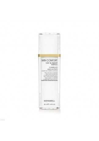 Keenwell Мультиактивная Сыворотка Skin Confort, 40 мл keenwell мультиактивная сыворотка skin confort 40 мл