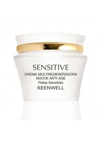 Keenwell Восстанавливающий Омолаживающий Крем Sensitive (Ночной), 50 мл недорого