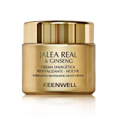 Keenwell Энергетический Восстанавливающий Крем-Ночной Jalea Real&Ginseng, 80 мл