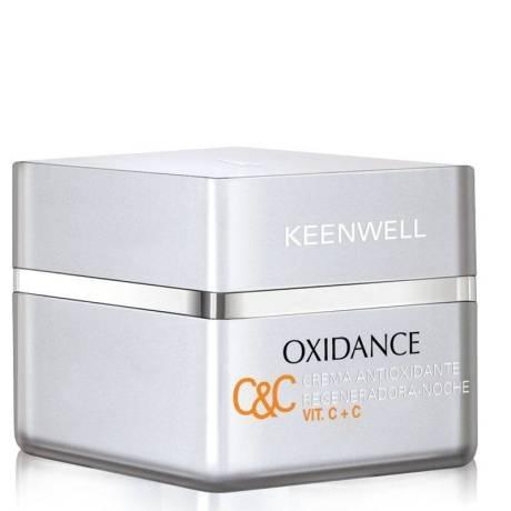 Keenwell Антиоксидантный Регенерирующий Крем Ночной OXIDANCE, 50 мл крем ночной регенерирующий