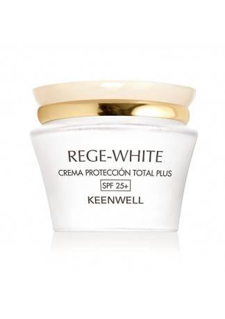Keenwell Крем Защитный Тотал Плюс СЗФ 25 REGE-WHITE, 50 мл
