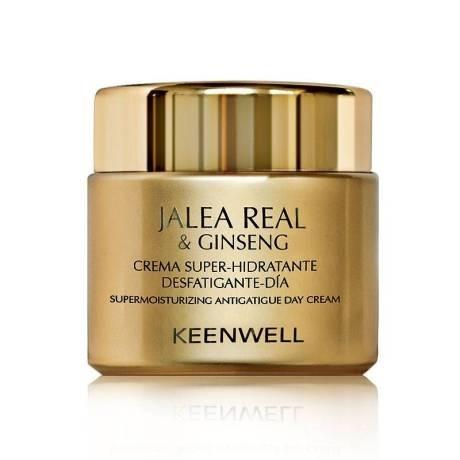 Keenwell Суперувлажняющий Крем, Снимающий Усталость-Дневной Jalea Real&Ginseng, 80 мл