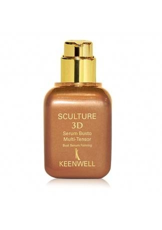 Keenwell Подтягивающая Сыворотка для Груди 3D Sculture, 80 мл keenwell мультиактивная сыворотка skin confort 40 мл