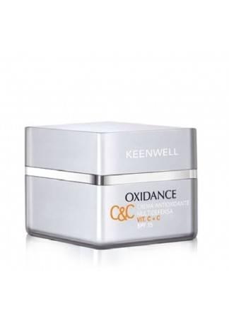 Keenwell Антиоксидантный Мультизащитный Крем СЗФ15 с Витаминами С+С, 50 мл