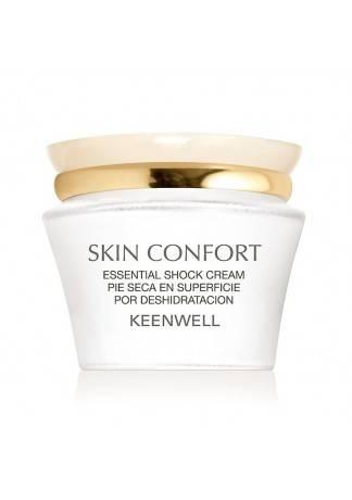 Keenwell Дневной Шок-Крем Skin Confort, 50 мл keenwell мультиактивная сыворотка skin confort 40 мл