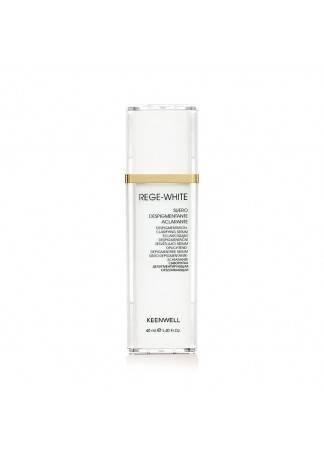 Keenwell Сыворотка Депигментирующая REGE-WHITE, 40 мл keenwell мультиактивная сыворотка skin confort 40 мл