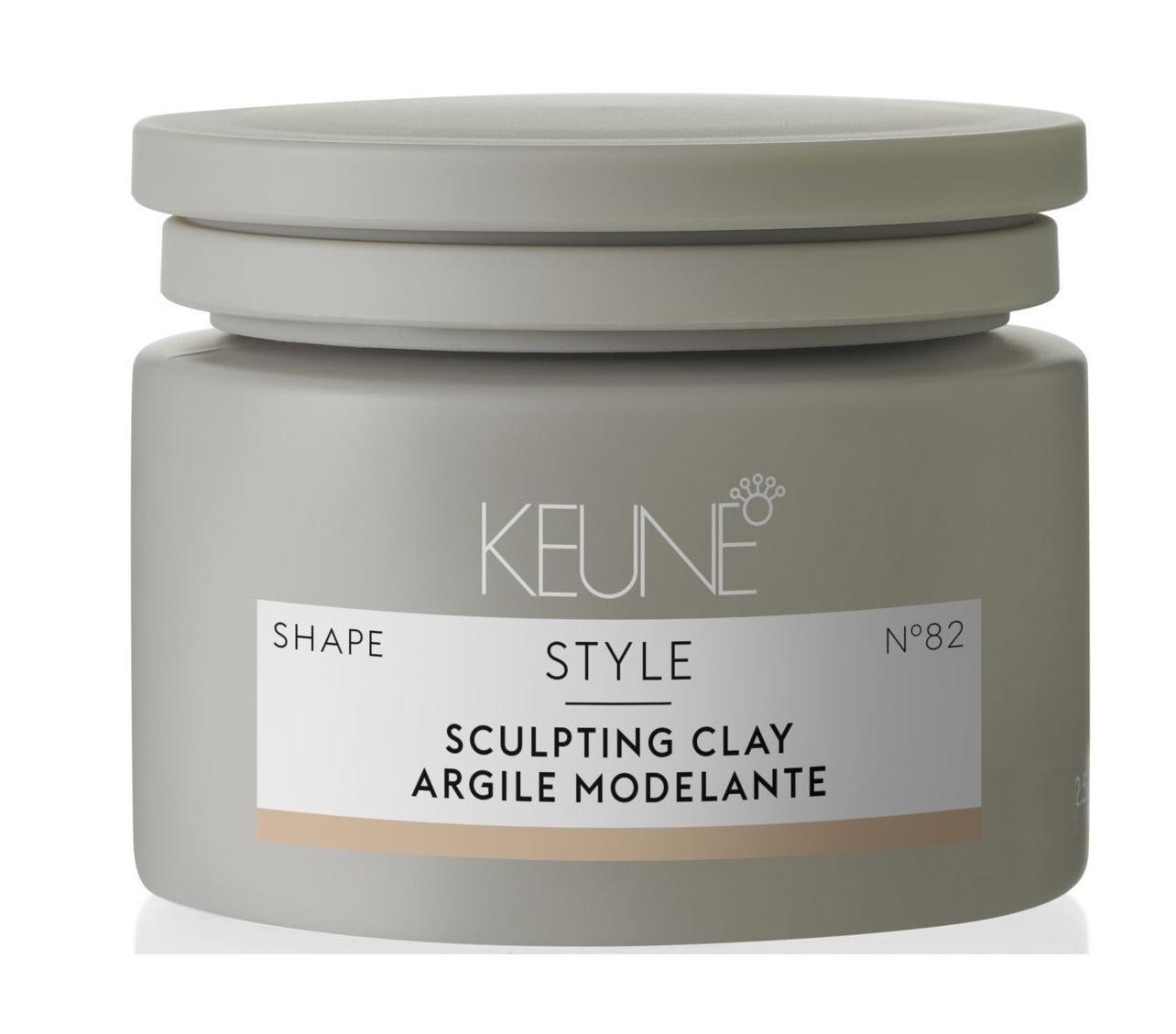 Keune Глина Style Sculpting Clay Скульптурирующая/, 12,5 мл osmo глина воск для волос matte clay extreme 100 мл