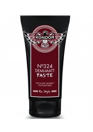 KONDOR Re Style №324 Паста полуматовая для укладки волос, 50 мл