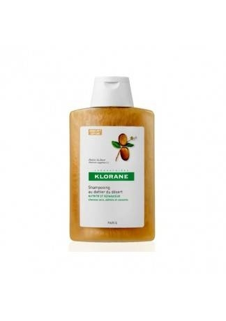 Klorane Питательный Шампнуь  с Маслом Финика Пустынного, 400 мл шампунь с маслом манго klorane увлажняющий и питательный 400 мл