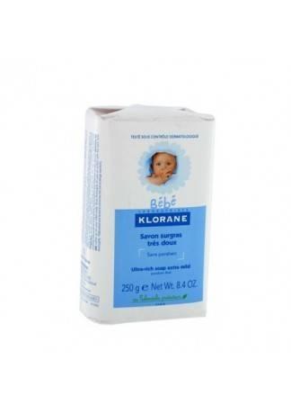 Klorane Мыло Детское Сверхпитательное, 250 мл сверхпитательное мыло cold creme 100 гр
