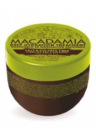 купить Kativa Интенсивно Увлажняющая Маска для Нормальных и Поврежденных Волос Macadamia , 500 мл по цене 1005 рублей