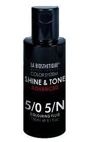 La Biosthetique Краситель Тонирующий Shine&Tone Advanced, 150 мл