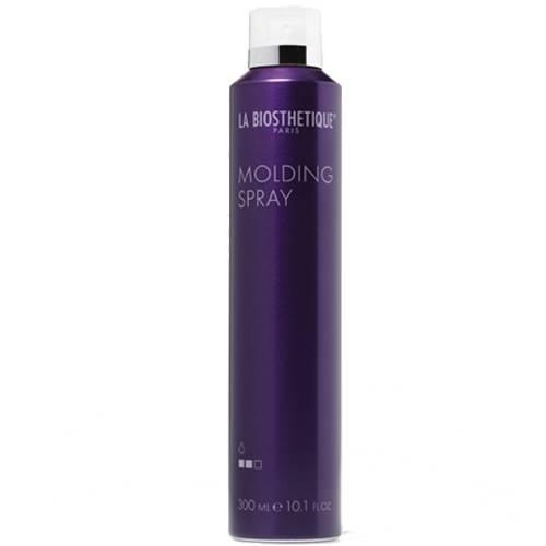 La Biosthetique Моделирующий Лак для Волос Сильной Фиксации Molding Spray, 300 мл paul mitchell жидкий лак сильной фиксации для волос freeze and shine super spray 100 мл