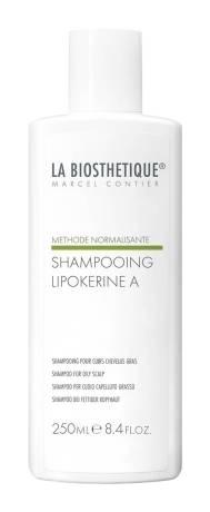 La Biosthetique Lipokerine A Шампунь для Жирной Кожи Головы, 250 мл dikson шампунь для жирной кожи головы и волос с лимоном grassi 250 мл