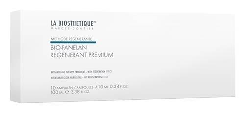 La Biosthetique Сыворотка Bio-Fanelan Regenerant Premium Против Выпадения Волос, 10 ампул эффективное средство против выпадения волос