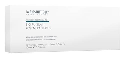 La Biosthetique Bio-Fanelan Regenerant Plus Сывототка Против Выпадения Волос Интенсивная 10ам la biosthetique ergines regenerantes сыворотка против выпадения волос 10ам