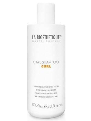 La Biosthetique Care Shampoo Curl Шампунь для Кудрявых и Вьющихся Волос, 1000 мл