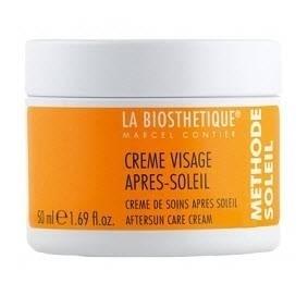 La Biosthetique Крем Creme Solaire Multi-Protection Spf 50+ Anti-Age Водостойкий Солнцезащитный для Лица с Высокоэффективной Системой Фильтров , 50 мл