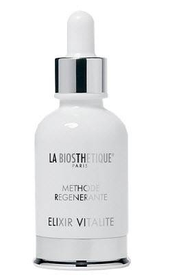 La Biosthetique Концентрат Elixir Vitalite Methode Regenerante Ревитализирующий, 30 мл регенеригующий крем для контура глаз 15 мл la biosthetique methode regenerante