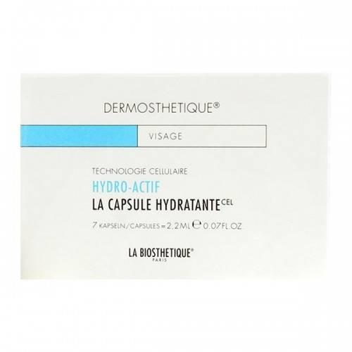 La Biosthetique Капсулы La Capsule Hydratante 7-days Клеточно-Активные Интенсивно Увлажняющие, 7шт