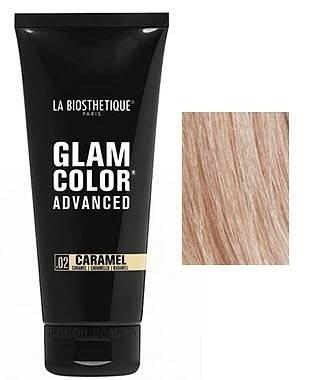 La Biosthetique Кондиционер Glam Color Caramel 02 Тонирующий Карамельный, 200 мл карамельный цвет волос матрикс