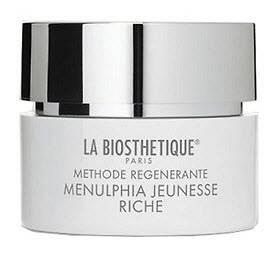 La Biosthetique Крем Menulphia Jeunesse Riche Насыщенный Регенерирующий Интенсивного Действия, 200 мл